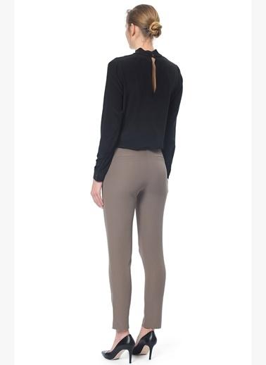 NetWork Slim Fit Pantolon Vizon